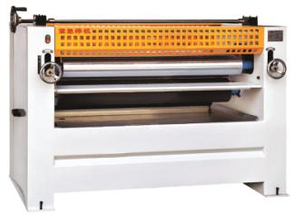 Single Side Plywood Glue Spread Machine