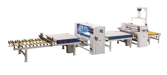 Laminating machine pre-coating type