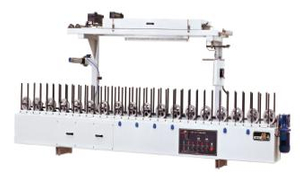 PVC Wrapping Machine PU Glue Wrapping Machinery UF Glue Wrapping Line PVC Foil Wrapping Machinery Paper Wrapping Machine